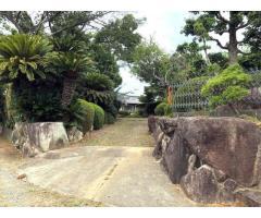 日本庭園・駐車場付き 豪華平家