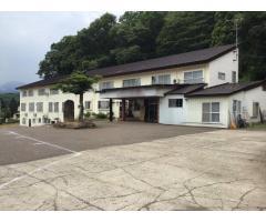 野尻湖4000坪【ホテル/住宅/体育館/ボートハウス】