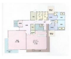 森に囲まれた阿蘇の大きな一軒家、民泊ペンション、食事処、リモートワーク基地の経営など多用途にも